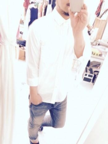 白シャツを着よう!part2imege