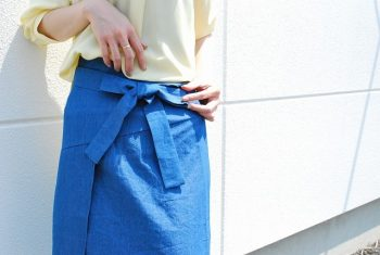 穿いて実感してほしいタイトラップスカート‼︎imege