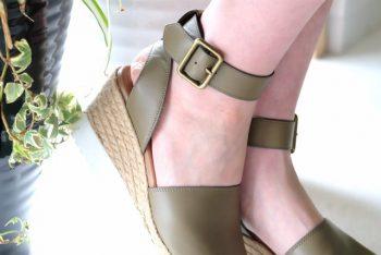 スニーカーより履きやすい靴。imege