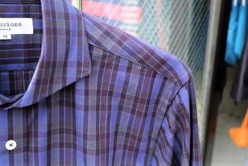 ホリゾンタルシャツ。imege
