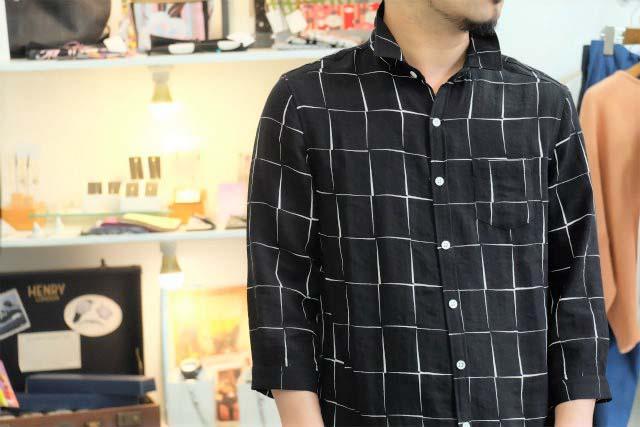 メンズシャツ|つくばセレクトショップ