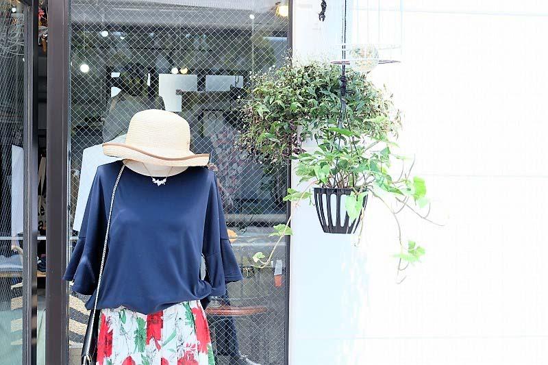 花柄スカート|つくばセレクトショップ