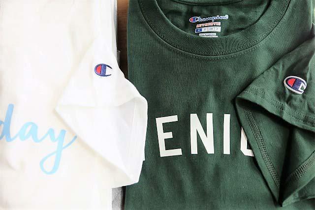 チャンピョンTシャツ|つくばセレクトショップ