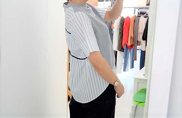 ストライプシャツ|つくばセレクトショップ
