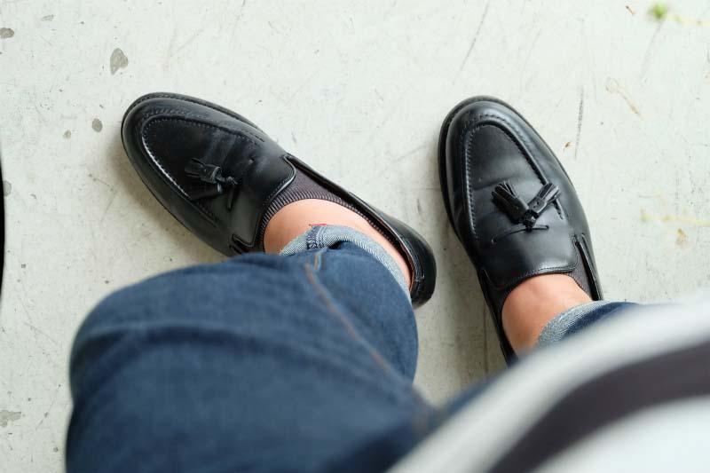 つくば|革靴