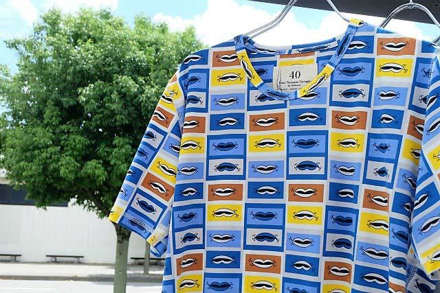 やっぱり夏はTシャツが好き。