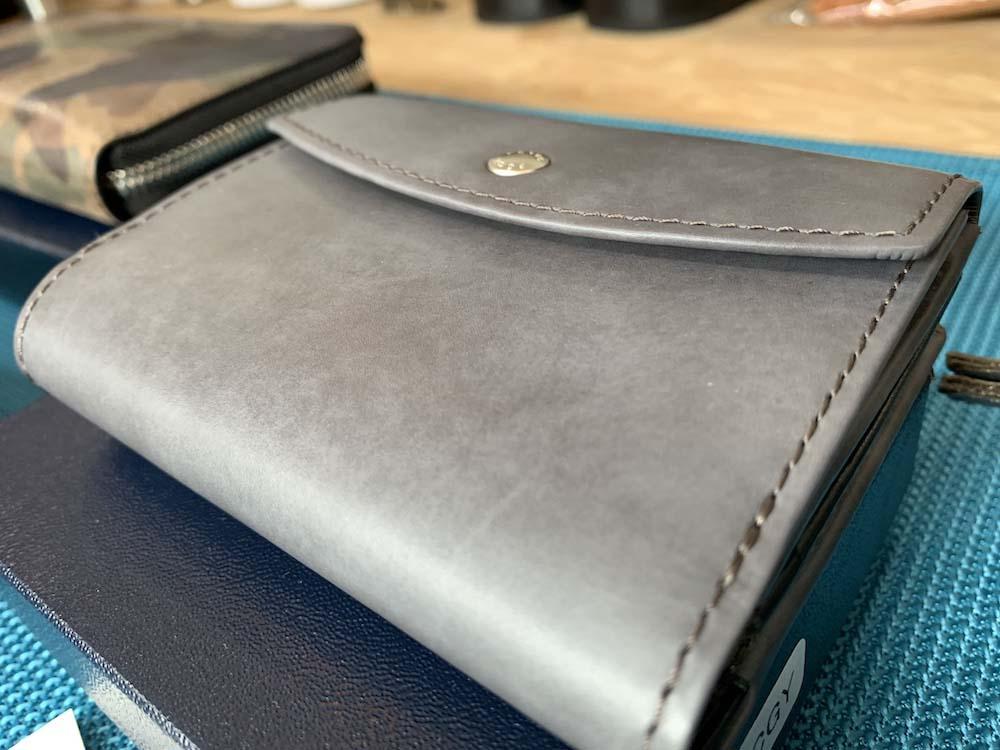 ミニ財布という選択