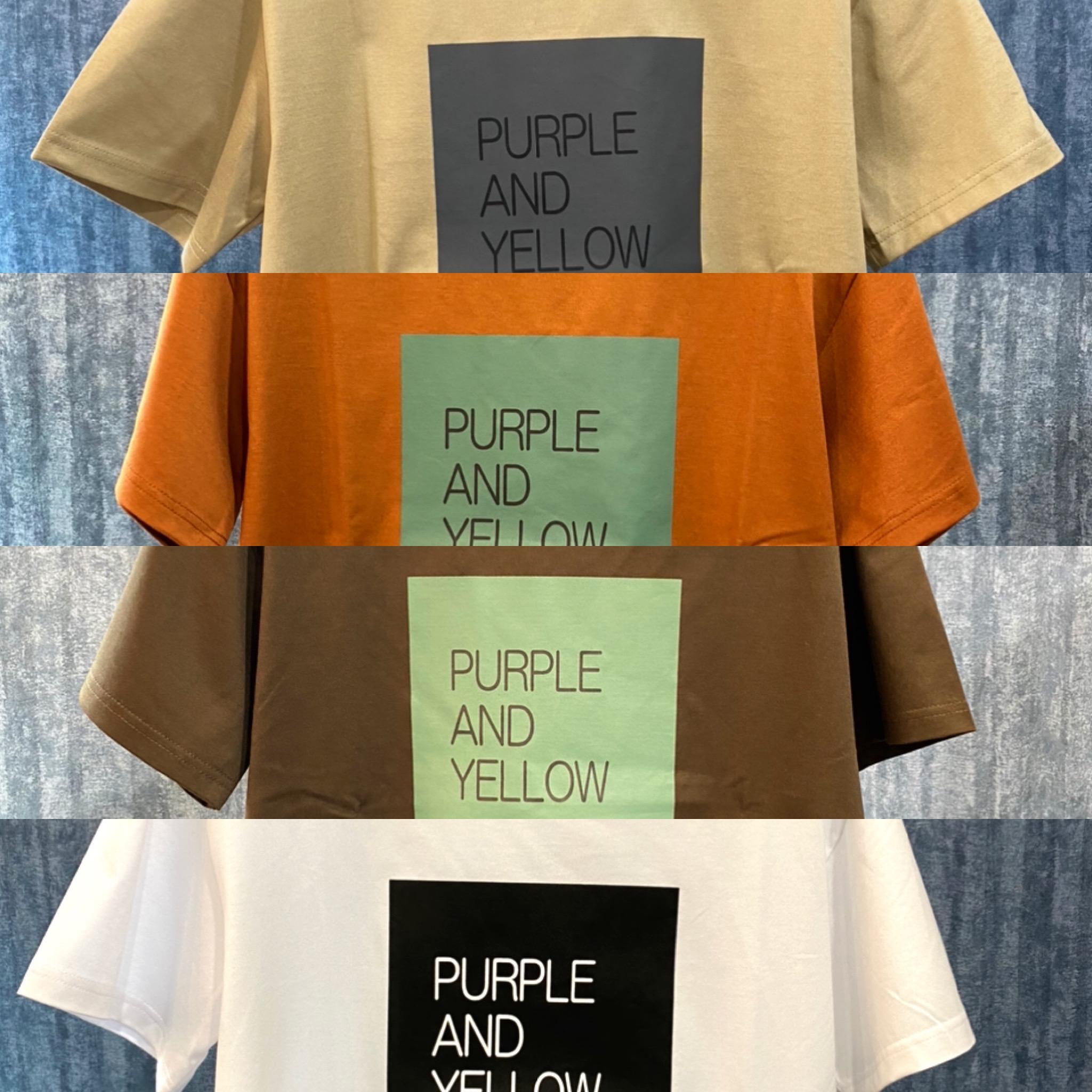 大人が着たい!大人の為の『ロゴTシャツ』
