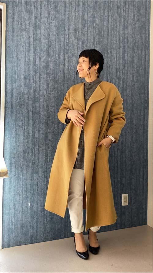 合わせやすさ、着やすさ、おしゃれ感の3拍子揃った超優秀アウターpage-visual